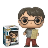 Figurka Harry Potter - Harry a Pobertův plánek (Funko)
