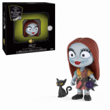 Figurka Nightmare Before Christmas - Sally (Funko 5 Star)