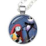 Řetízek Nightmare Before Christmas  - Jack a Sally (2)