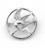 Brož Hunger Games - MOCKINGJAY (st)
