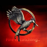Brož Hunger Games - Catching Fire
