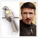 Brož Game of Thrones (Hra o trůny) - Mockingbird Littlefinger