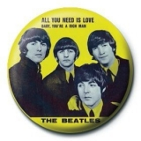 Placka Beatles - All you need is love