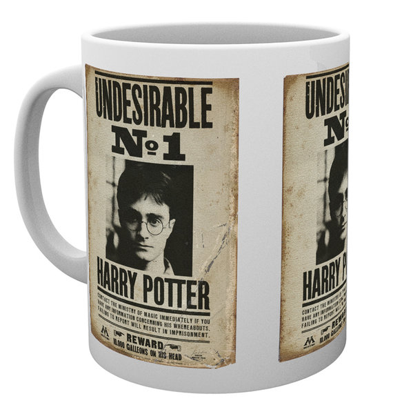 Hrnek Harry Potter - Undesirable