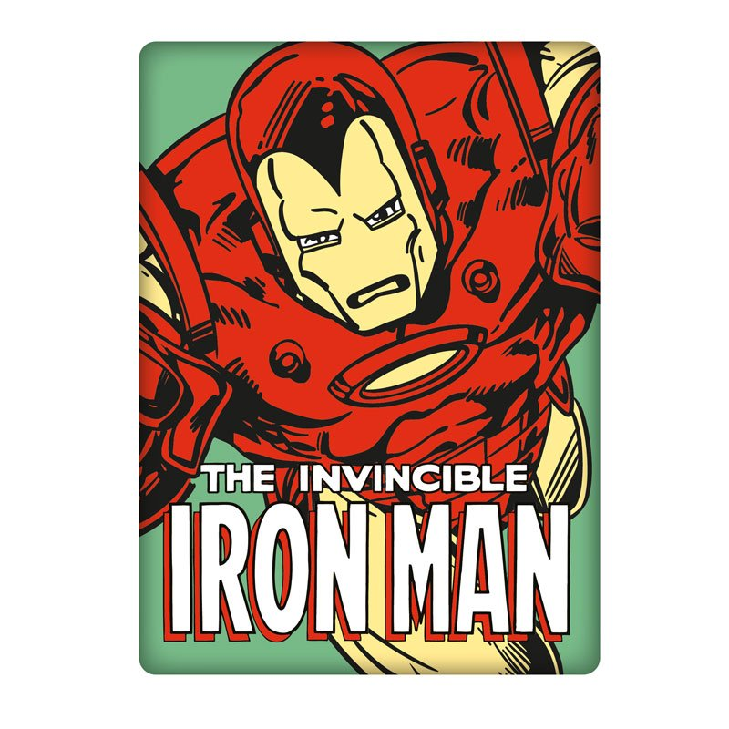 Magnet Iron Man
