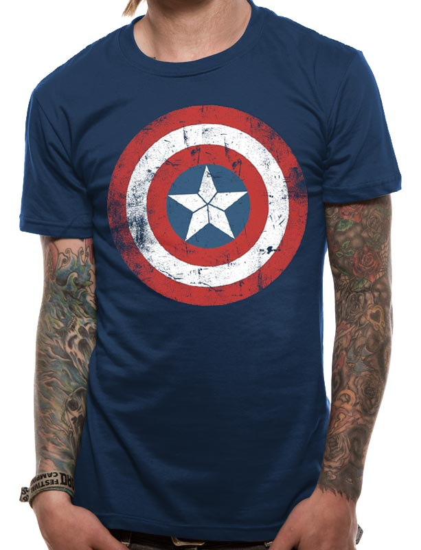 89657a257d91 Pánské tričko Captain America (2)