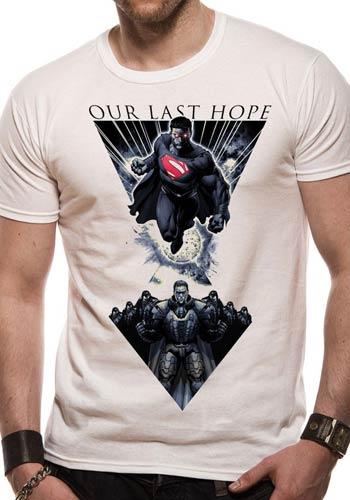 0d4e9594ede8 Pánské tričko Superman - Our Last Hope