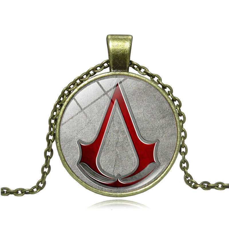 Řetízek Assassin's Creed (8) br