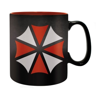 Hrnek Resident Evil - Umbrella Corporation (460 ml)