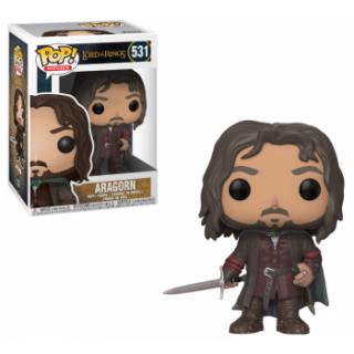 Figurka Pán Prstenů (Lord of the Rings) - Aragorn (Funko)