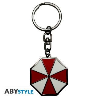 Klíčenka Resident Evil - Umbrella Corporation (5)