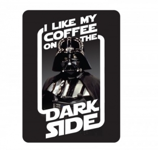 Magnet Star Wars - Darth Vader - Dark Side