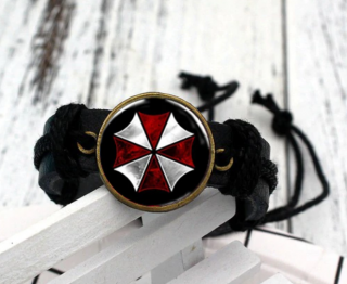 Náramek Resident Evil - Umbrella Corporation