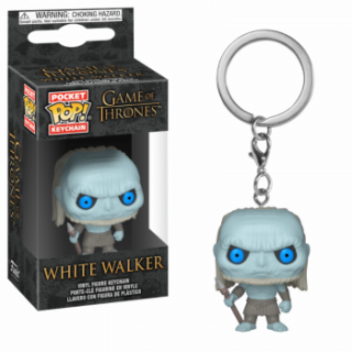 Klíčenka Game of Thrones (Hra o trůny) - White Walker (Funko)