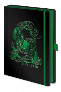 Blok Harry Potter - Zmijozel (Slytherin) 2