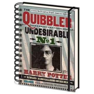Blok Harry Potter - Undesirable (2)