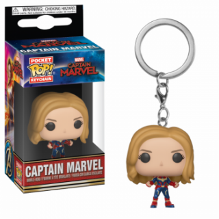 Klíčenka Captain Marvel (Funko)