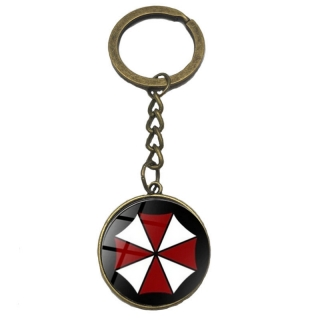 Klíčenka Resident Evil - Umbrella Corporation (8) br