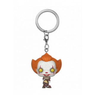 Klíčenka IT (To) - Pennywise (Funko) 3