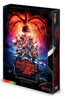 Blok Stranger Things - VHS (2. série)