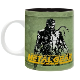 Hrnek Metal Gear Solid