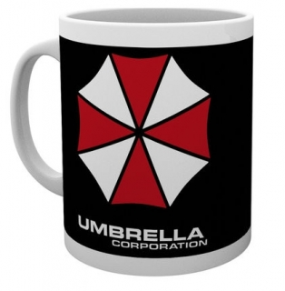 Hrnek Resident Evil - Umbrella Corporation