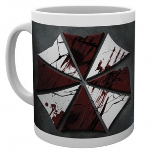 Hrnek Resident Evil - Umbrella Corporation (2)