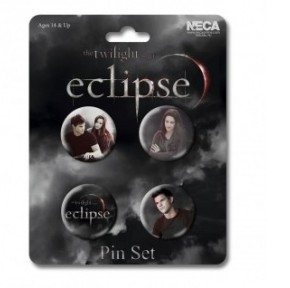 Set 4 placek Stmívání (Twilight: Eclipse) - Zatmění (2)