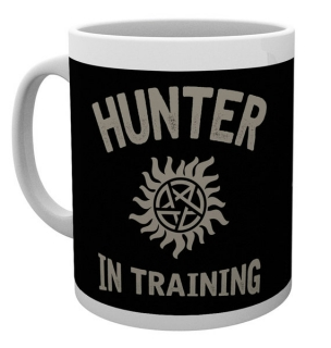Hrnek Lovci duchů (Supernatural) - Hunter in Training