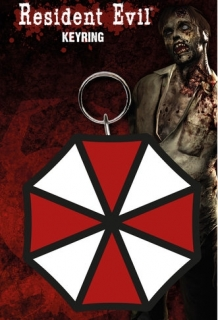 Klíčenka Resident Evil - Umbrella Corporation (2)