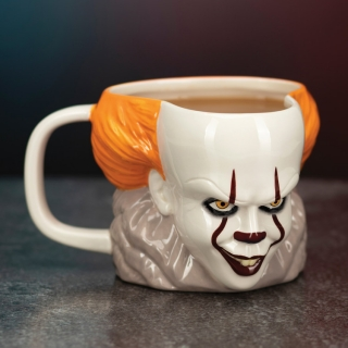 Hrnek It (To) - Pennywise - 3D