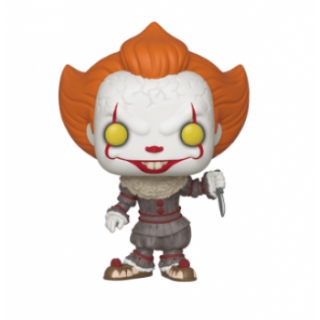Figurka IT (To) - Pennywise (Funko) 4